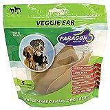 Paragon Veggie Ear Dental Dog Chew