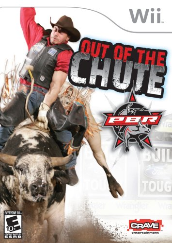PBR: Out of the Chute - Nintendo Wii (Emerson Pro Cam compare prices)