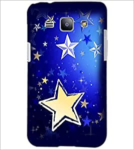 PrintDhaba Stars D-2285 Back Case Cover for SAMSUNG GALAXY J1 (Multi-Coloured)