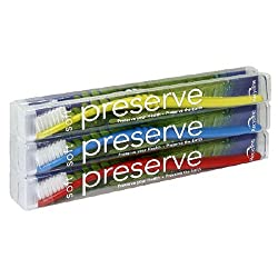 Preserve Toothbrush - Soft, 6 Units / 1 ea