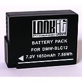 LOOKit® - Premium Batterie - BLC12 / BLC12 E / BLC12PP - pour Panasonic DMC-G70 / DMC G70K / DMC G70 S K / DMC G70 K K / Panasonic FZ1000 / Panasonic FZ200 / Panasonic G5 / Panasonic G6 avec Infochip · 100% compatibl