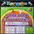 KARAOKE BAY Jukebox Favorites - The Fabulous 50's Karaoke