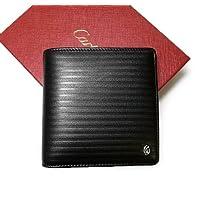 (カルティエ) Cartier 二つ折財布(パシャジオメトリー/ブラック) L3001323 CA-1079 [並行輸入品]