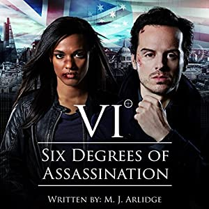 Six Degrees of Assassination: An Audible Drama Hörspiel