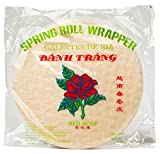 Red Rose Spring Roll Wrapper 340g (Pack of 3)