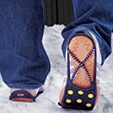 Non-Slip Snow/Ice Grabbers (Med UK 3-6 EU 35-39)by Artimate