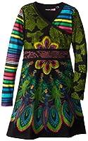 Desigual Silene - Robe - À fleurs - Fille