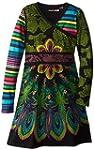 Desigual M�dchen Kleid VEST_SILENE, G...