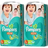 パンパース さらさらケアパンツスーパージャンボ L 44枚X4