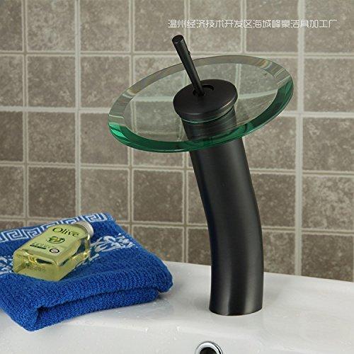 xhdwnbm waschbecken kontinentales kupfer schwarz bronze armaturen auf waschtischmischer retro. Black Bedroom Furniture Sets. Home Design Ideas