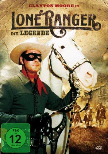 The Lone Ranger - Die Legende