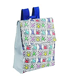 Mobicool Sac à dos Isotherme Keith Haring design, 14L