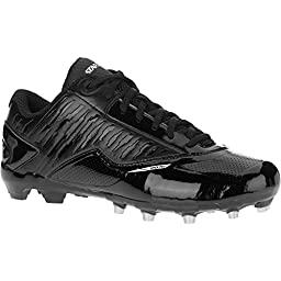 Starter Men\'s Black Viper Football Cleats (9.5)
