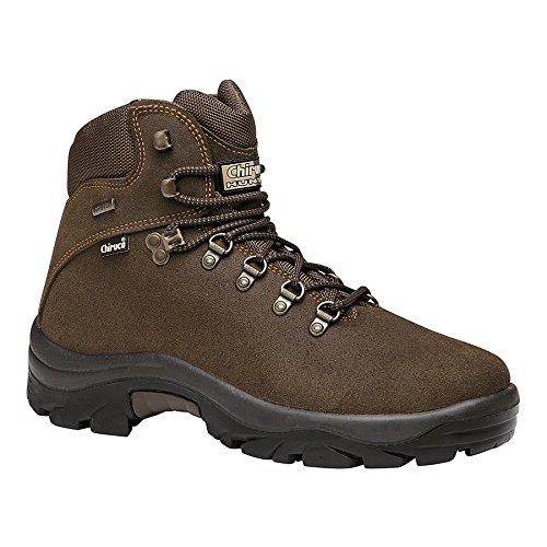 CHIRUCA ,  Scarpe da camminata ed escursionismo uomo Verde verde/nero Marron Size: 38