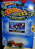 Hot Wheels - Colour Shifters Creatures - Skull Crusher
