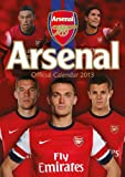 Official Arsenal FC 2013 Calendar (Calendar 2013)