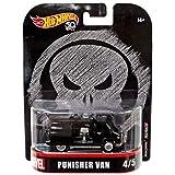 Hot Wheels Punisher Van, 1:64 Scale