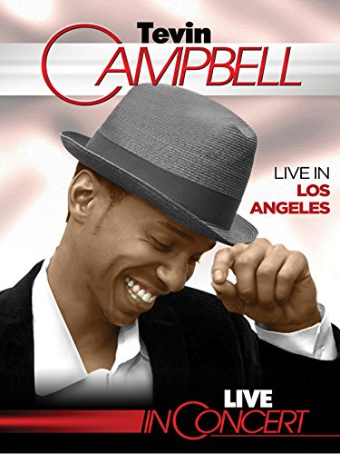Tevin Campbell - Live RNB 2013 Los Angeles