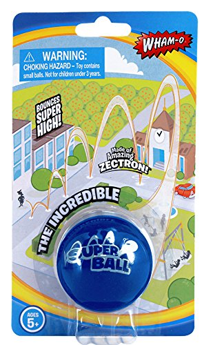 The Incredible Wham-O Superball - Assorted Colors - 1