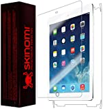Skinomi TechSkin - Apple iPad Air Wi-Fi + LTE (5th Generation) Screen Protector Ultra Clear Shield + Full Body Protective Skin + Lifetime Warranty