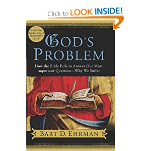 God's Problem: How the Bible Fails to Answer Our Most Important Question - Why We Suffer (Audio Book)