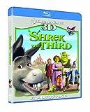 Shrek The Third 3D (Blu-ray 3D + Blu ray + DVD) [2007]