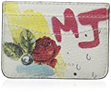 Marc Jacobs Collage Printed Leather Card Case