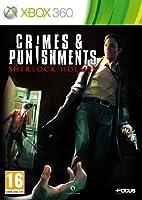 Crimes & Punishments Sherlock Holmes (Xbox 360)