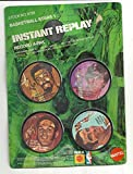 1971 MATTEL INSTANT REPLAY BASKETBALL DISC FACTORY SEALED MARAVICH CHAMBERLAIN