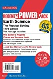 img - for Earth Science Power Pack (Regents Power Packs) by Edward J. Denecke Jr. (2013-11-01) book / textbook / text book