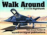 img - for F-117A Nighthawk - Walk Around No. 26 book / textbook / text book