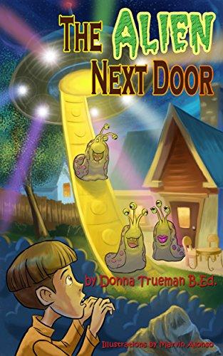 Free Kindle Book : The Alien Next Door (Books for Kids, Kids Books, Children