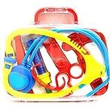 Kids Medical Set Medic Set Doctor Set Nurse Kit Kids Toy Role Play Carry Case