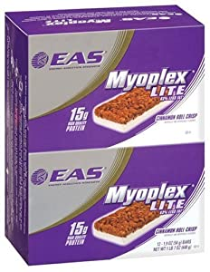 eas protein bars