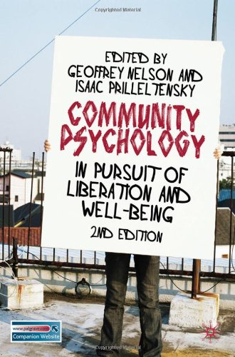 Community Psychology: In Pursuit of Liberation and...