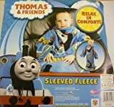Thomas And Friends KIDS/CHILDRENS SOFT Sleeved FLEECE THROW BLANKET Wrap NEW BY MASSIMO