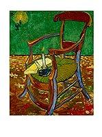 Especial Arte Lienzo De stoel van Gauguin  Multicolor