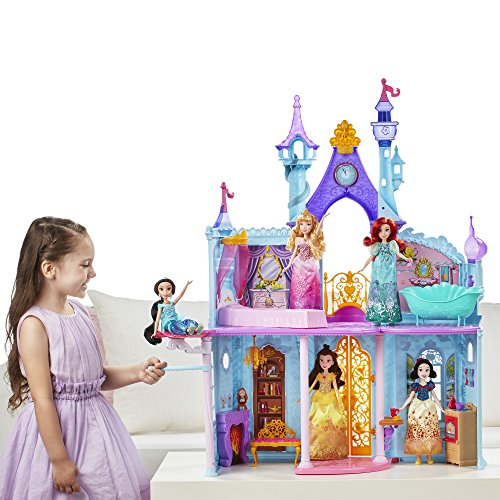 Disney Princess Royal Dreams Castle JungleDealsBlog.com