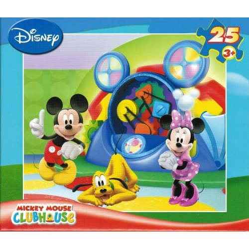 Amazon.com: Disney Mickey Mouse Clubhouse - Mousekedoer 25