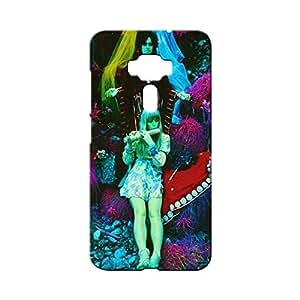 BLUEDIO Designer Printed Back case cover for Meizu MX5 - G2969