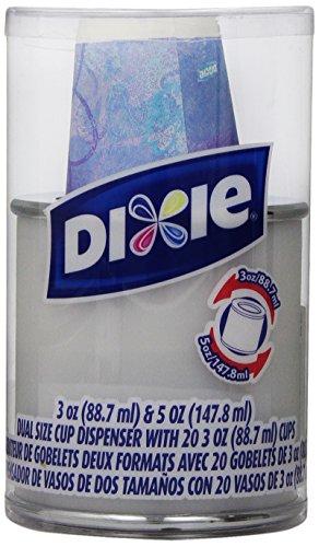 Dixie® 3oz/5oz combo dispenser (Dixie Cups Dispenser compare prices)
