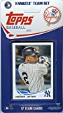 New York Yankees 2013 Topps MLB Baseball Limited Edition Factory Sealed 17 Card Complete Team Set! Includes Derek Jeter,Robinson Cano, Alex Rodriguez,CC Sabithia,Mark Teixeira and Many More ! Cards are Numbered NYY-1 through NYY-17 and are Not available in Packs. Also includes Special Exclusive Card of Yankee Stadium ! This is a MUST HAVE Collectible for all fans of this MLB Team! Includes all the Top Players and Rookies! Makes a Great Gift!