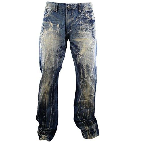 Akoo Big Oak Whistler Jeans - 40 (Akoo Pants compare prices)
