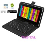 """Tagital® 9"""" Android 4.2 A23 Dual Core Tablet PC Dual Camera Bundled"""