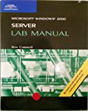 img - for MCSE Lab Manual for Microsoft Windows 2000 Server book / textbook / text book