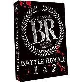 バトル・ロワイアル & バトル・ロワイアル II 鎮魂歌(レクイエム) DVD-BOX (2作品+特典映像) [DVD] [Import] [PAL, 再生環境をご確認ください]