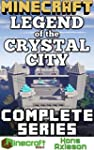 Minecraft: Legend of the Crystal City...
