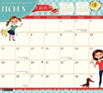Mom's Magnetic Monthly Pad 2015 Calendar