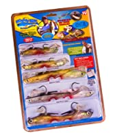 Mighty Bite Fishing Lures Complete Basic Kit from Mighty Bite