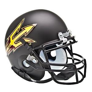Buy Arizona State Sun Devils NCAA Mini Authentic Football Helmet From Schutt. by Schutt